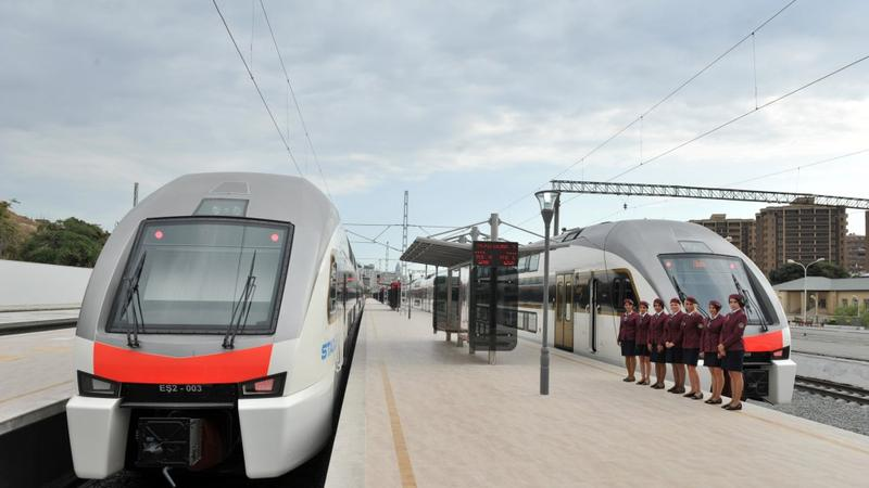 Bakı-Sumqayıt qatarına bilet ucuzlaşdı