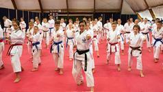 Karate Olimpiya oyunlarının sırasına salındı