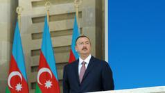 """İlham Əliyev: """"Dağlıq Qarabağa heç vaxt müstəqillik verilməyəcək"""""""