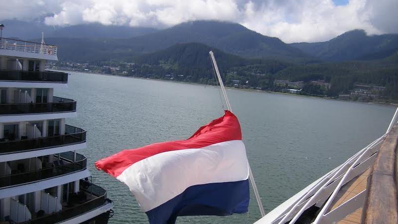 Amsterdam Hollandiyadan ayrılır