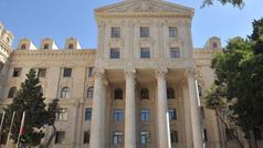 XİN: Ermənistanın işğal edilmiş ərazilərdə konfrans keçirməsi təxribatdır
