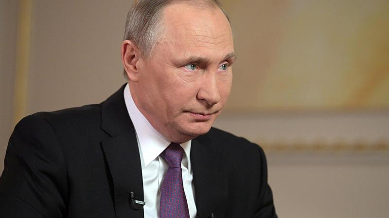 """Putin: """"Əsəd kimyəvi silahdan istifadə etsəydi, bunun izi olardı"""""""