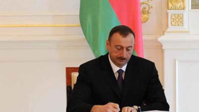 İlham Əliyev Tokay Məmmədovla bağlı sərəncam imzaladı