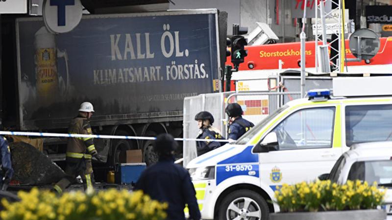 İsveçdə silahlı insident: 3 yaralı
