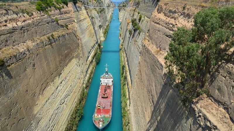 Dünyanın ən məşhur su kanalları və boğazları - SİYAHI