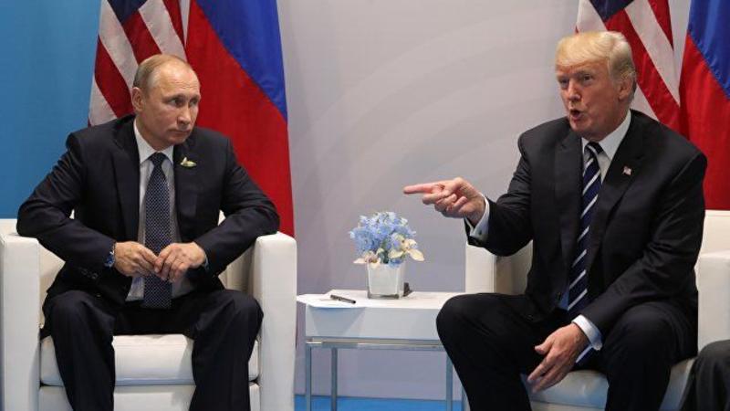 Tramp diplomatların azaldılmasına görə Putinə təşəkkür etdi