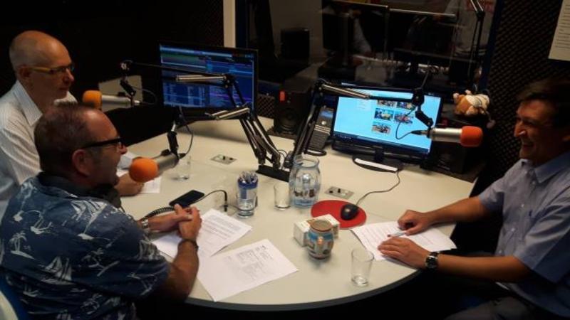 Niderland radiosunda Azərbaycandan danışdılar