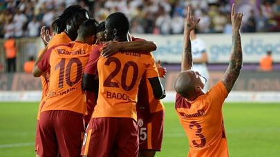 """Galatasaray"" FİNALDA: 7 qollu matç - VİDEO"