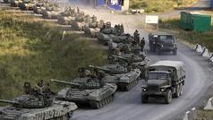 Rusiya tankları Ukrayna sərhədini keçdi - Ukrayna MÜHARİBƏYƏ HAZIRDIR