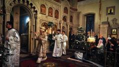 Azərbaycan pravoslavları Milad bayramını qeyd edirlər