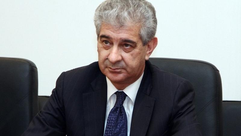 Əli Əhmədov prezident seçkilərində YAP-ın səlahiyyətli nümayəndəsi təyin edildi