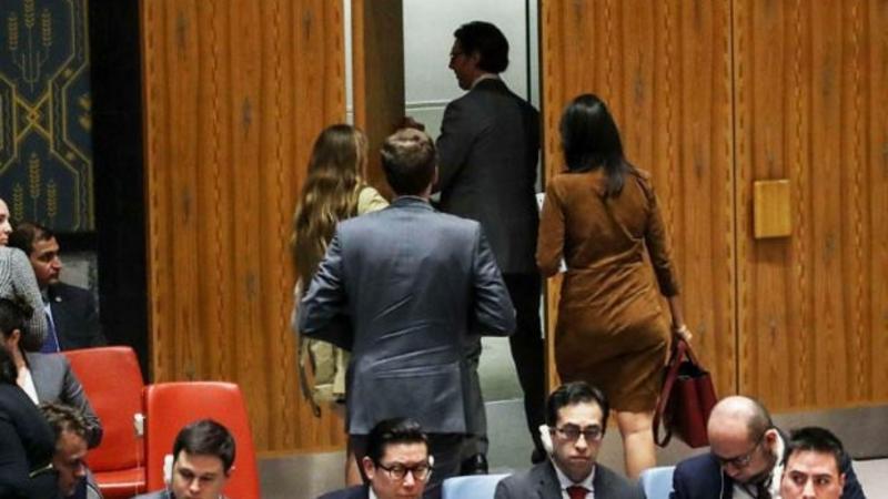 3 ölkənin təmsilçisi BMT-nin konfransını tərk etdi - Suriya toplantısında GƏRGİNLİK