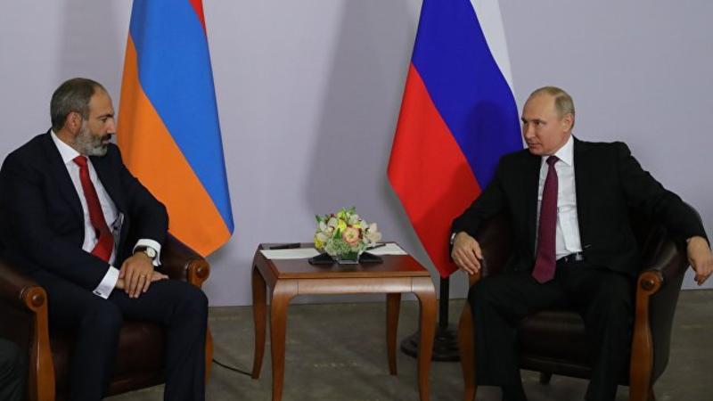 Putinin Paşinyandan ŞOK TƏLƏBİ: Trampın casuslarını...