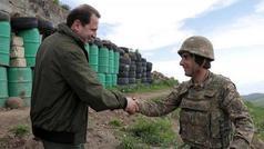 """Ermənistan müdafiə nazirindən ŞOK ETİRAF: """"Ordumuz Qarabağda bu istiqamətdə..."""""""
