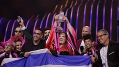 """İsrailə """"Eurovision"""" ZƏRBƏSİ: Qüdsə görə..."""
