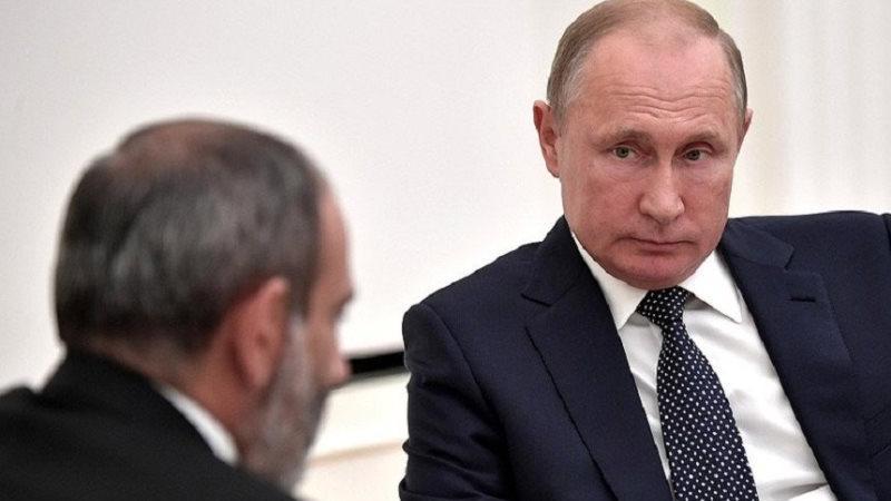 Paşinyan Putinin hüzuruna gedir - Lavrov təsdiqlədi