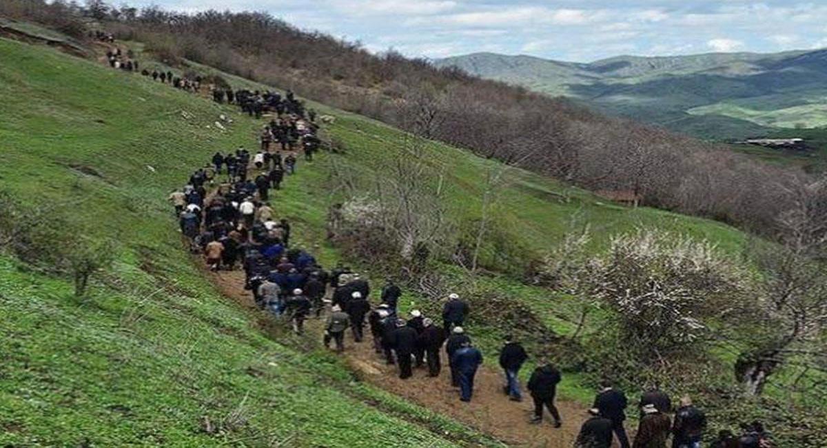 """Qarabağa köçürülən ermənilər qaçır: """"Bu, yaşamaq deyil"""" – VİDEO"""