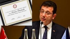 Əkrəm İmamoğlu İstanbulun bələdiyyə sədri oldu