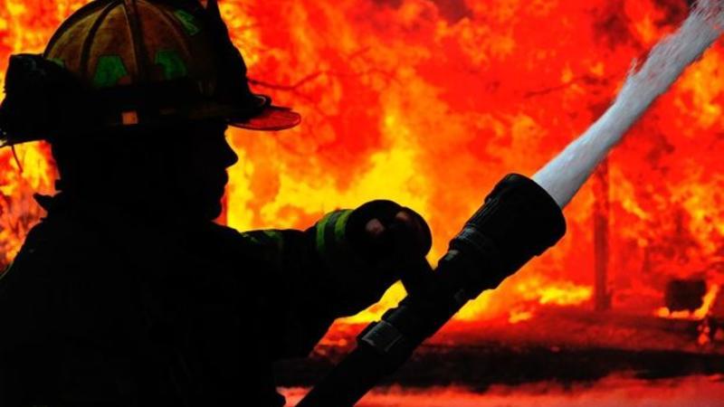 Bağ evində YANĞIN - Ev sahibi DİRİ-DİRİ yandı