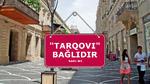 """Vətəndaşların """"Tarqovı""""ya girişi QADAĞAN EDİLİR - XƏBƏRDARLIQ"""