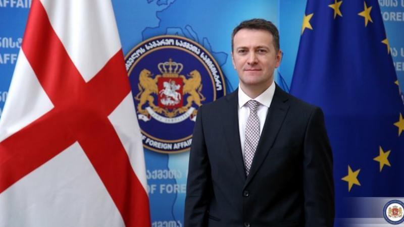 Gürcüstan Azərbaycanla danışıqları davam etdirməyə hazırdır - Konstantinidi