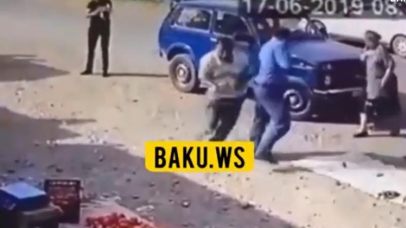 Ağstafada 4 nəfərin güllələnərək öldürülməsinin DƏHŞƏTLİ GÖRÜNTÜLƏRİ - VİDEO