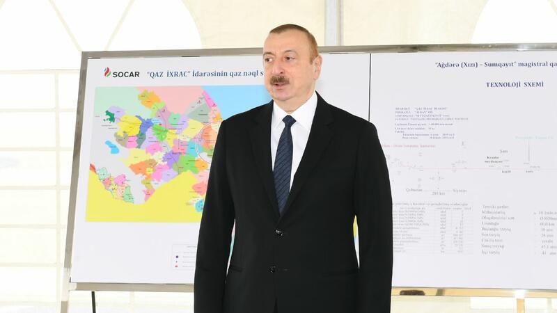"""İlham Əliyev: """"Artıq bir həftədir ki, müsbət dinamikanı görürük"""""""