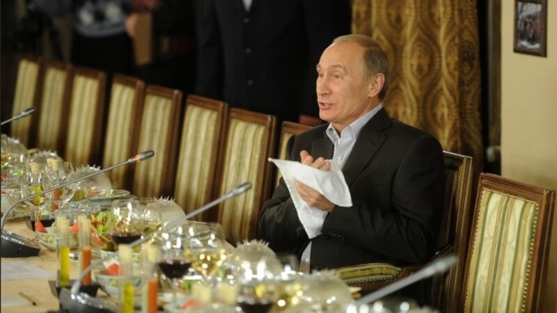 Putin sabah Krıma gedir