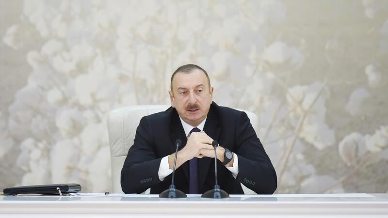 """Prezident: """"Azərbaycan Ordusu istənilən vəzifəni icra edə bilər"""""""