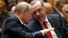 Ərdoğan Putinlə telefonla danışdı
