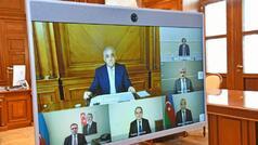 Azərbaycan İnvestisiya Holdinqinin Müşahidə Şurasının ilk iclası keçirildi