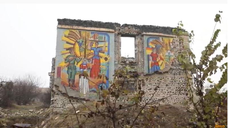 Publika.az-ın ermənilərin viran qoyduğu Ağdamdan hazırladığı VİDEOREPORTAJ DÜNYA MEDİASINDA