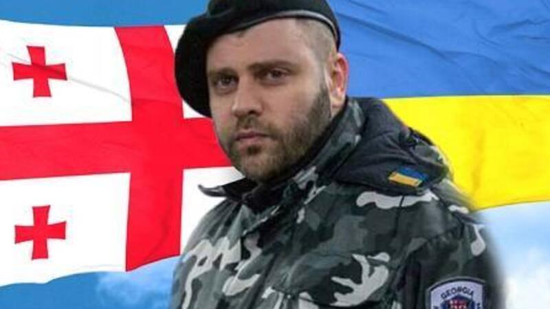 """""""Gürcü Legionu""""nun komandiri Azərbaycan Ordusunu təbrik etdi - VİDEO"""