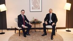 İlham Əliyev Gürcüstanın yeni baş nazirini TƏBRİK ETDİ