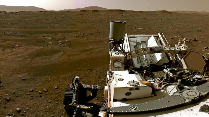 NASA-dan şok iddia: Marsda yaşamaq mümkündür