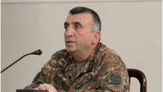 """Ermənistan ordusunda """"YARPAQ TÖKÜMÜ"""": Daha bir general qovuldu"""