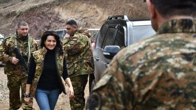 Paşinyanın arvadı ilə bağlı ARAŞDIRMA BAŞLADI: Müharibə vaxtı bunkerdə...