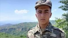 Azərbaycan Ordusunun bu gün həlak olan əsgərinin FOTOSU
