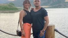 Miri Yusif xanımı ilə - FOTO