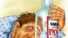 İçki düşkünü olan 10 dahi  - FOTOLAR