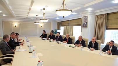 Azərbaycan və İsrail arasında yeni əməkdaşlıq imkanları müzakirə edilib