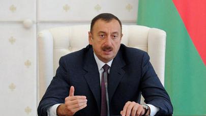 Prezident  Çexiyanın  yeni səfirinin etimadnaməsini qəbul edib