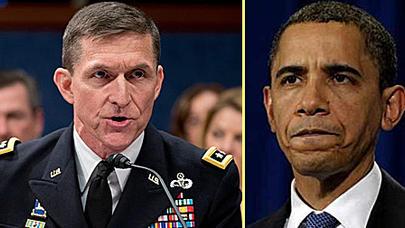 """Amerikalı general Obamanı ifşa etdi: """"İŞİD-i silahlandırdı"""""""