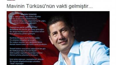 """Sinan Oğandan MHP-yə şeirlə cavab: """"Ən amansız..."""""""