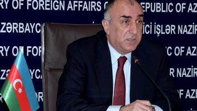 """Elmar Məmmədyarovdan SƏRT SÖZLƏR: """"Rusiya bütün ciddiliyi ilə məşğul olarsa, Qarabağ..."""""""
