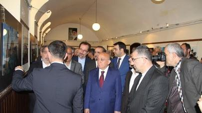 Qarabağ məscidləri Təbrizdə - FOTOLAR