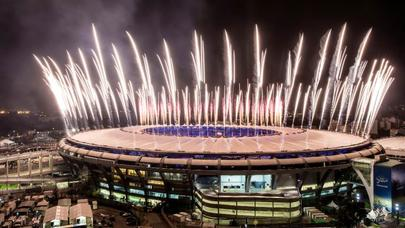 XXXI Yay Olimpiya Oyunlarının açılış mərasiminə start verildi - FOTO